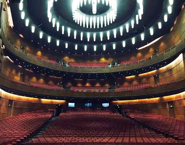 重庆大剧院内景